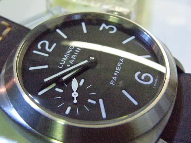 buy popular 222a3 e8316 タグホイヤーカレラ自動巻きクロノとパネライ手巻き時計を修理 ...