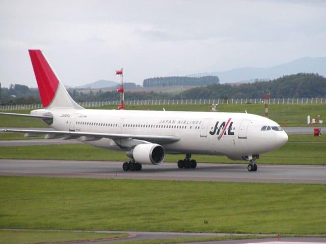 JAL、と言いますか元JASのA300-600R(JA8659)です。あのJASのレインボーカラー、好きだったのに・・ぐすん。ちなみに野々村はJAS時代のこの機種には乗ったことがあります。最高の乗り心地でした。