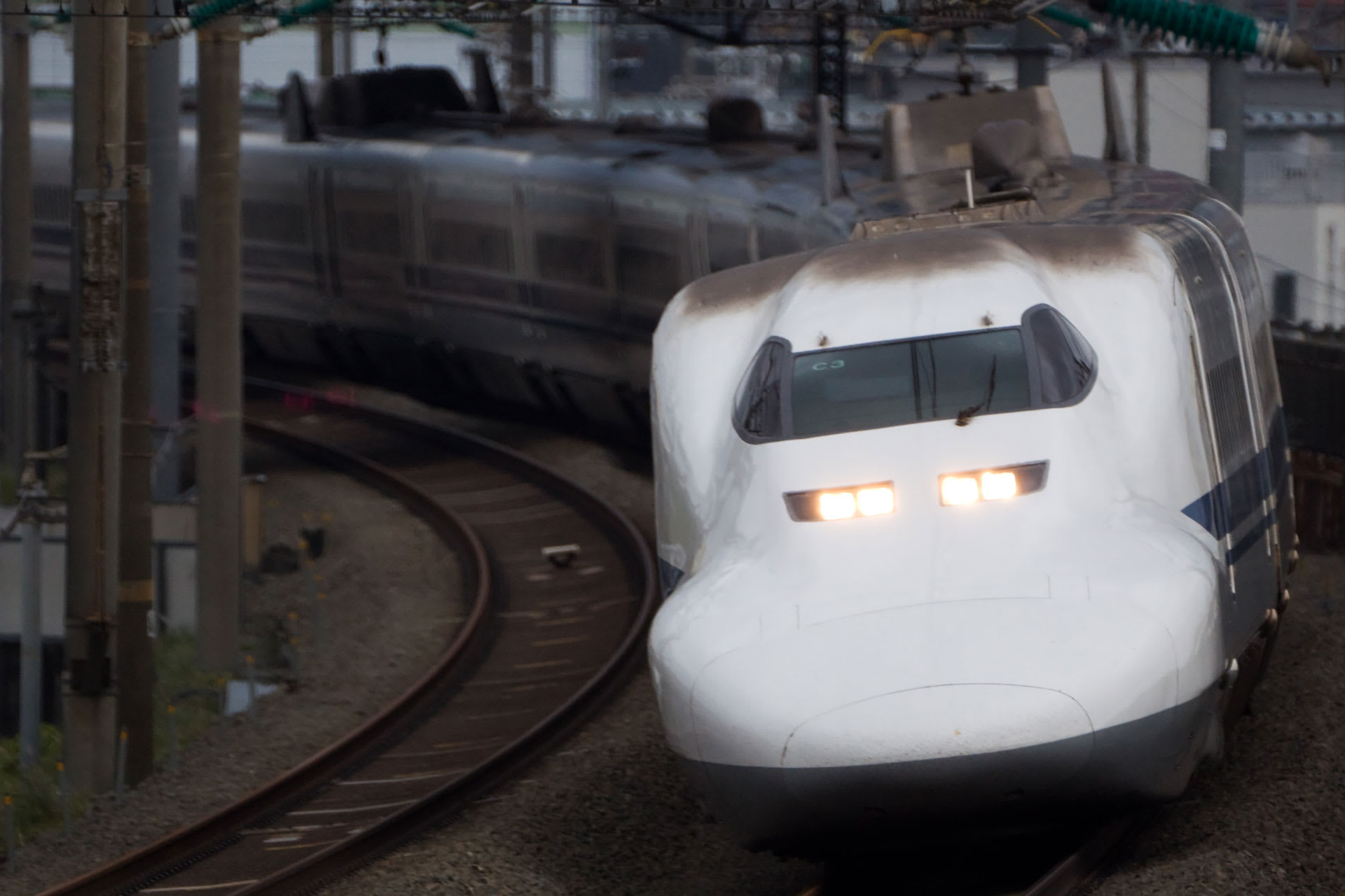 撮影地 新幹線 鉄道写真撮影地データベース: 東海道新幹線