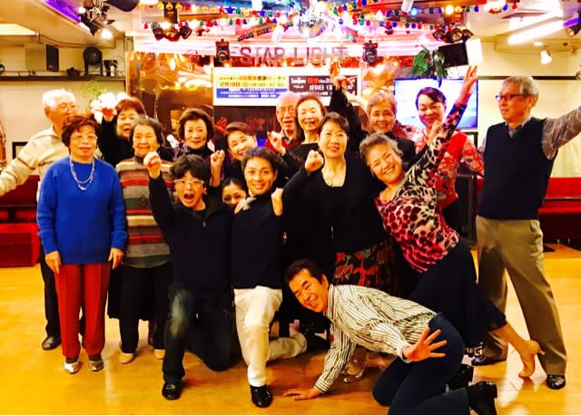 cd8915b1b90b7 熊本市高林社交ダンス教室尾石先生。千代社交ダンス教室の千代先生新年会でのご利用ありがとうござました。今後もどうぞよろしくお願いします!