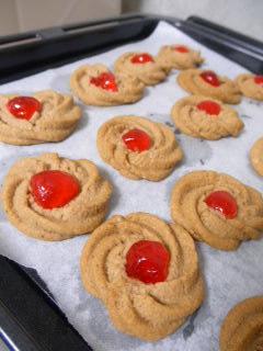 スパイスのクッキー