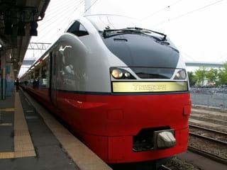 JR東日本 E751系電車「つがる」 ...