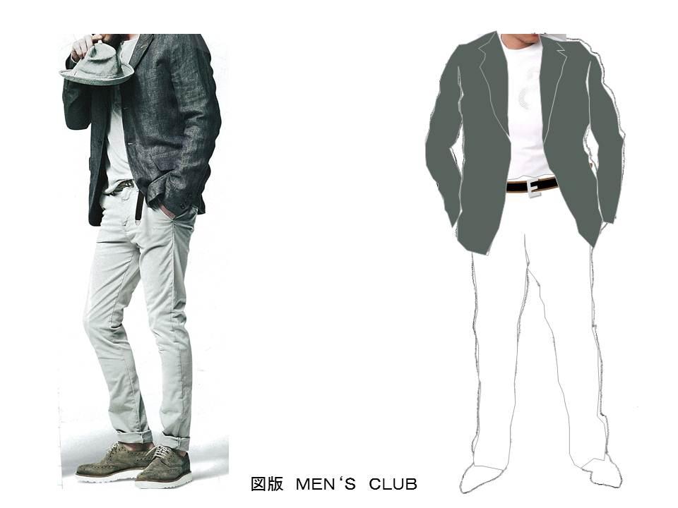 b13be851ae7ee 色むらと光沢が魅力のこのジャケットにインナーやパンツやアクセサリーを足す必要はないでしょう。白いパンツに白いシャツ。帽子と靴で少しだけベージュ系の色を添える  ...