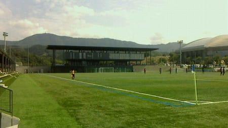 伊勢フットボールヴィレッジ - From mitsuzawa northeast