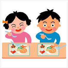 「カレー?シチュー?給食総選挙No.1とは」の質問画像
