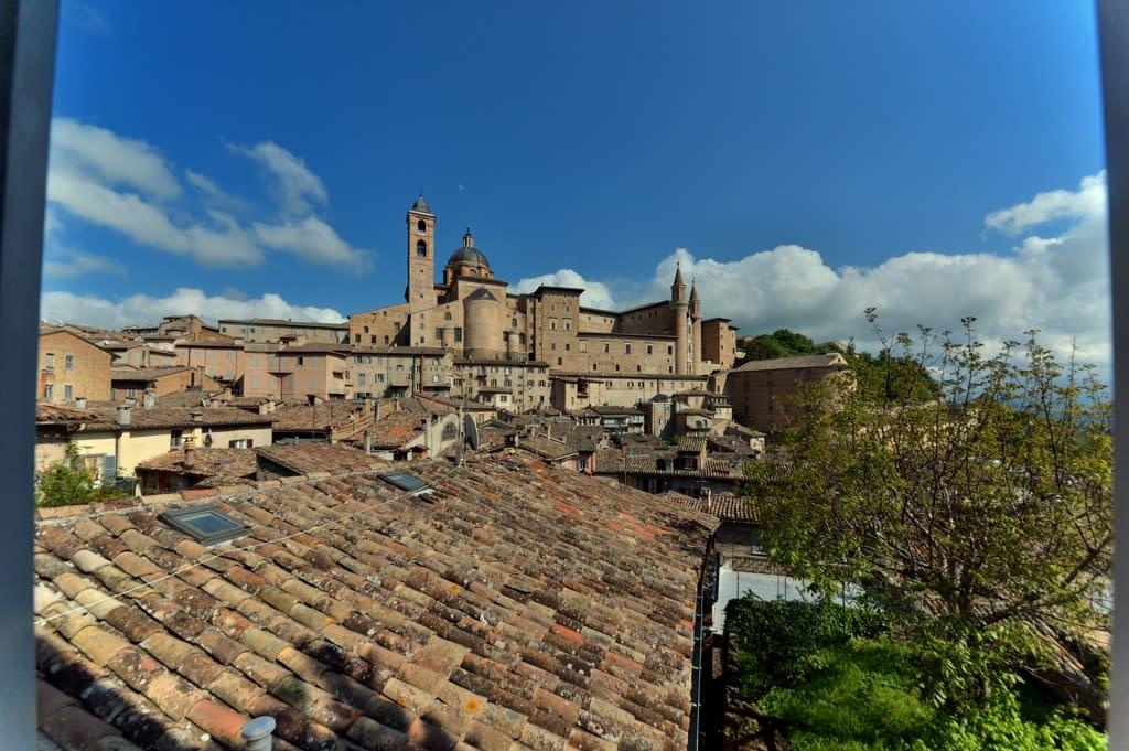 ウルビーノ1日目 - イタリア 写真撮りまくり