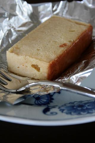 レシピ ブランデー ケーキ