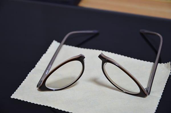 メガネ壊れる - S.Boy blog