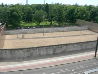 ベルリンの壁 Canvas F20