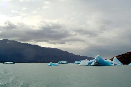 南米アルゼンチン・ウプサラ氷河ツアー