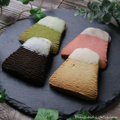 「フジヤマクッキー」の画像検索結果