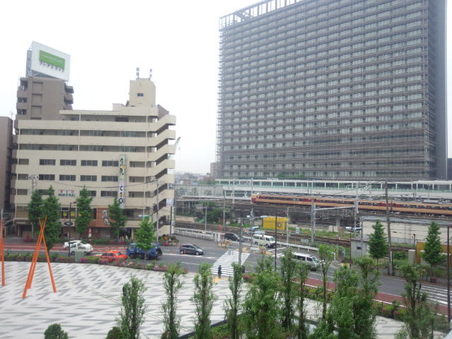 大崎→立川へ