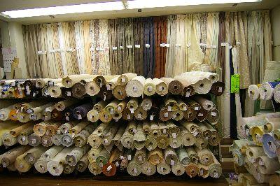 生地問屋がい~っぱいの日暮里繊維街 - ライフスタイルを ...