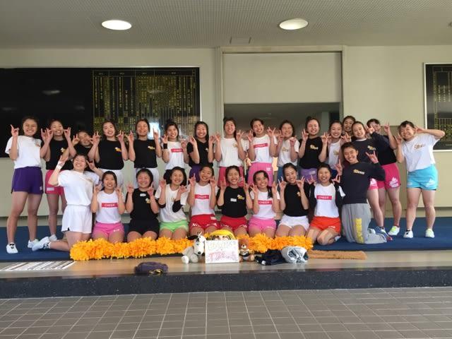 11/25 岡崎城西高校さんと合同練習 - 豊川高校チアリーディング部 ...