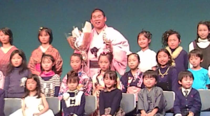 子供英語落語会!