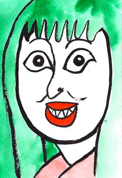 イラスト 似顔絵のMAEDA ART blog