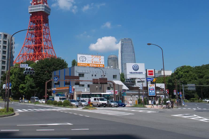 「赤羽橋駅」の画像検索結果
