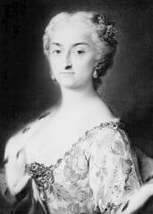 ポーランド王アウグスト2世愛妾 ウルスラ・カタリーナ - まりっぺのお ...