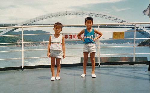 35年前の5月12日:大三島橋、開...