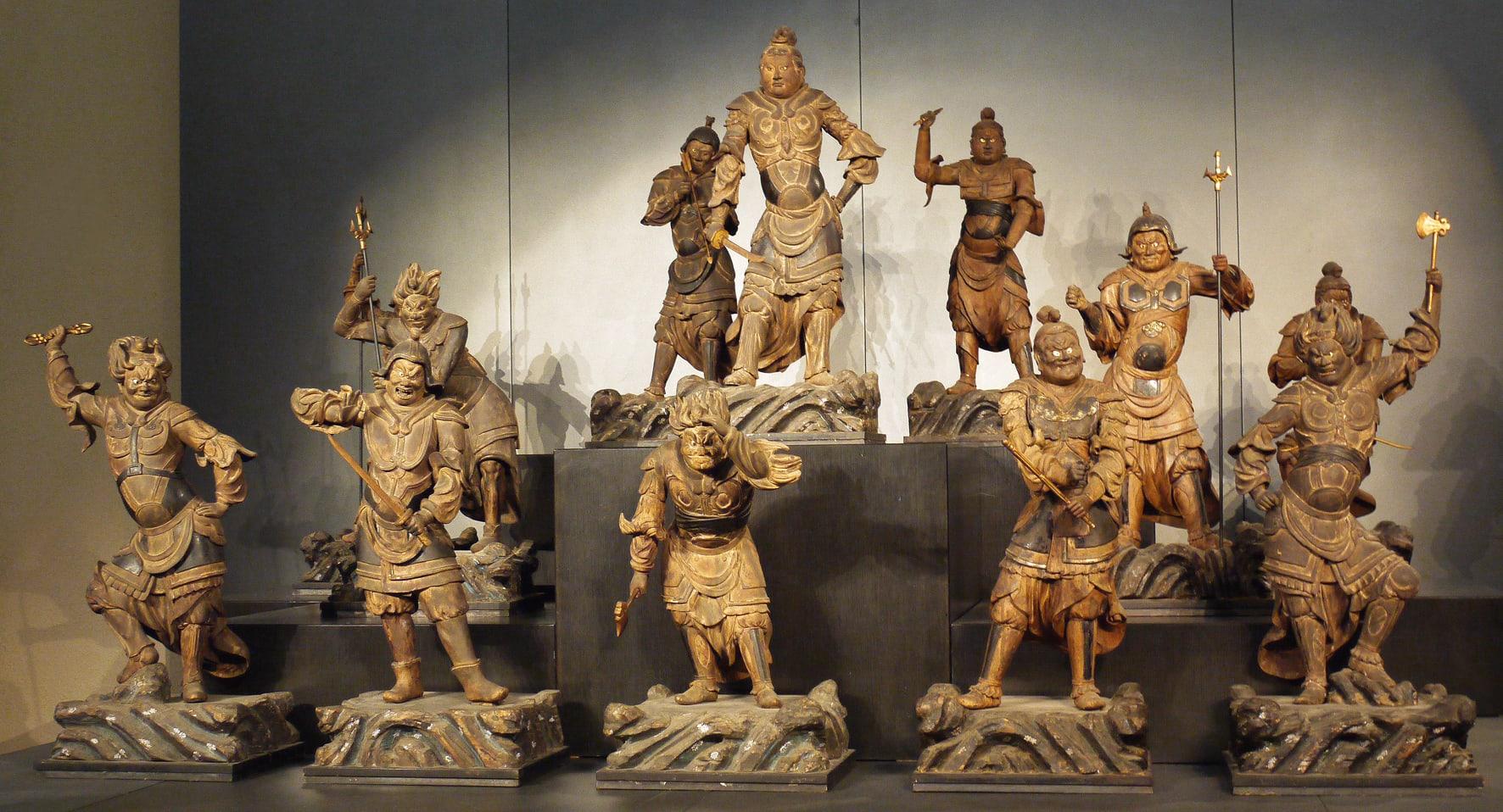 029: 東京国立博物館から - 人...