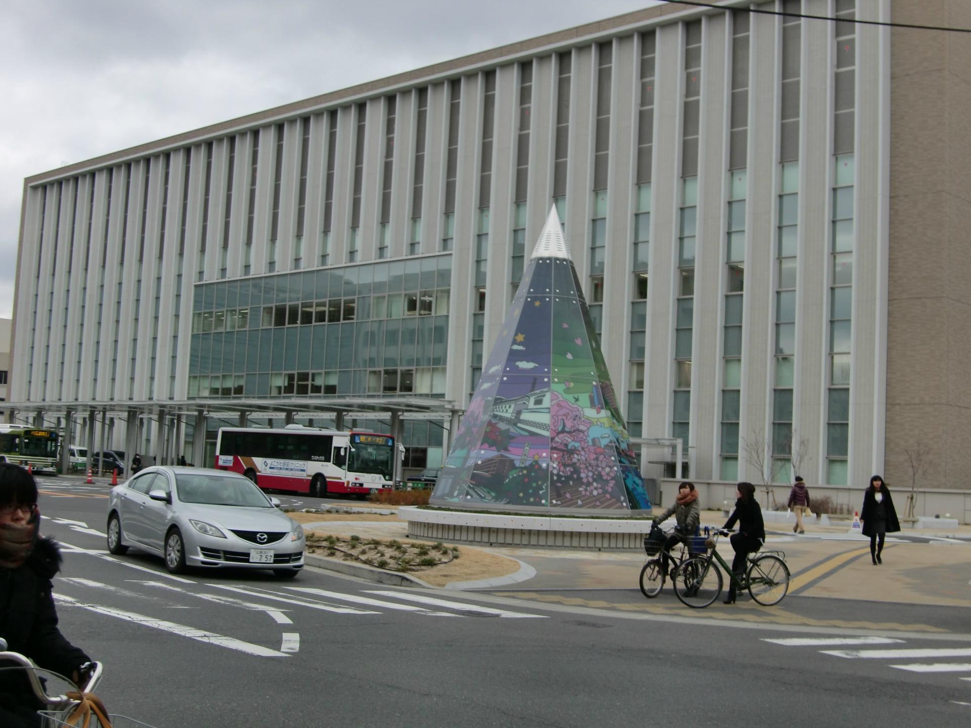 広島大学病院 - 住吉町のチャイ