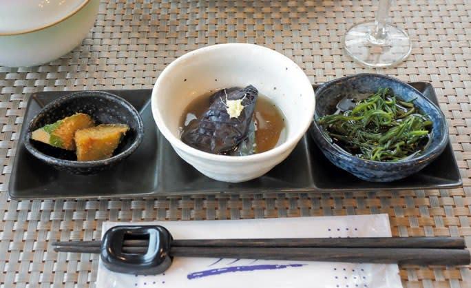 高峰温泉/前菜