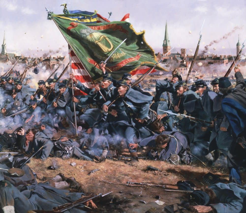 フレデリックスバーグの戦い