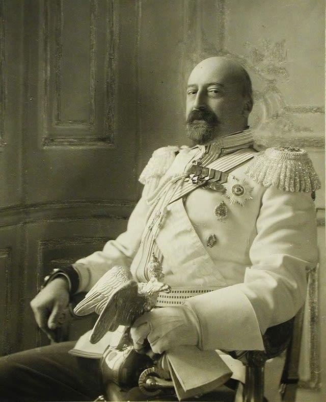 ニコライ・ミハイロヴィチ