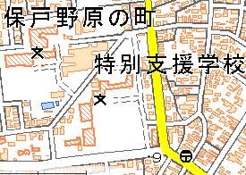記号 市役所 地図