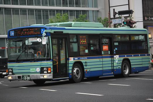 仙台市交通局 2010年度新車と小学校貸切バス - 斬剣次郎の鉄道 ...