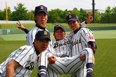国際武道大学野球部 全日本大学...