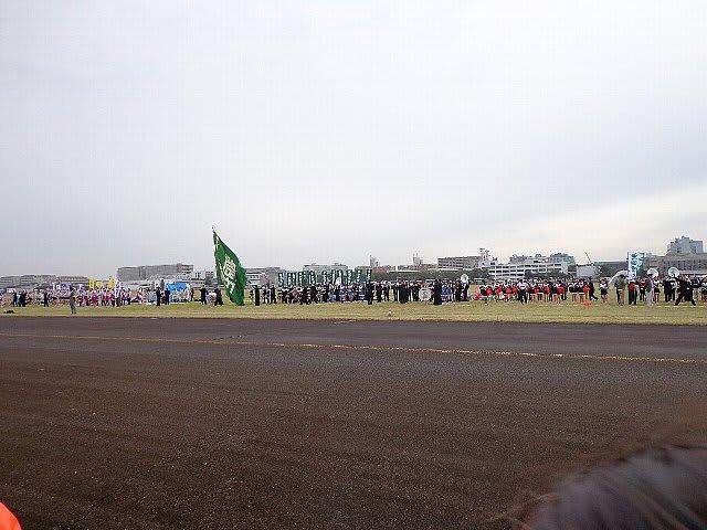 第90回箱根駅伝予選会 - 中越地震復興「寅太の山野草」