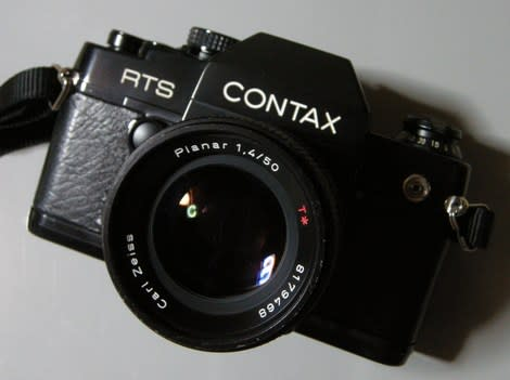 CONTAX RTSⅡ