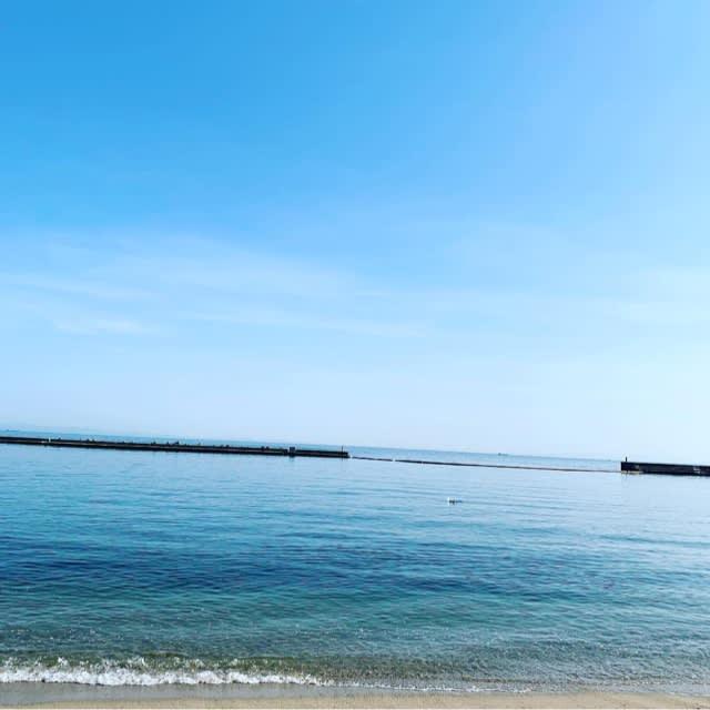 海が見たい(°▽°)