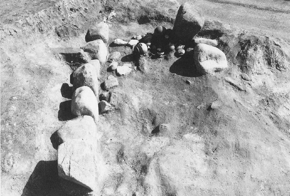 平尾山2号墳石室