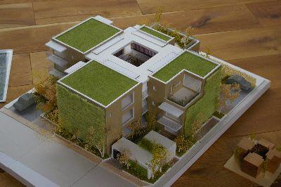 模型でみる建物