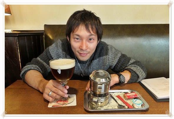 奥澤秀人さんとイタリアンランチ...
