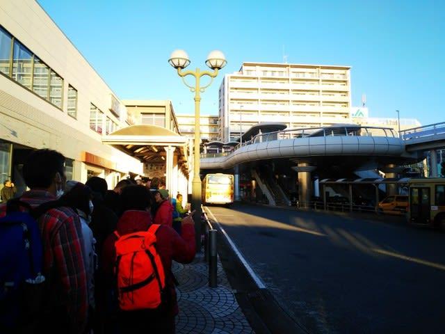 秦野 駅 ヤビツ 峠 バス