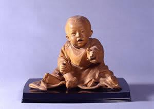 彫刻家「平櫛田中」 - 徒然なるままに