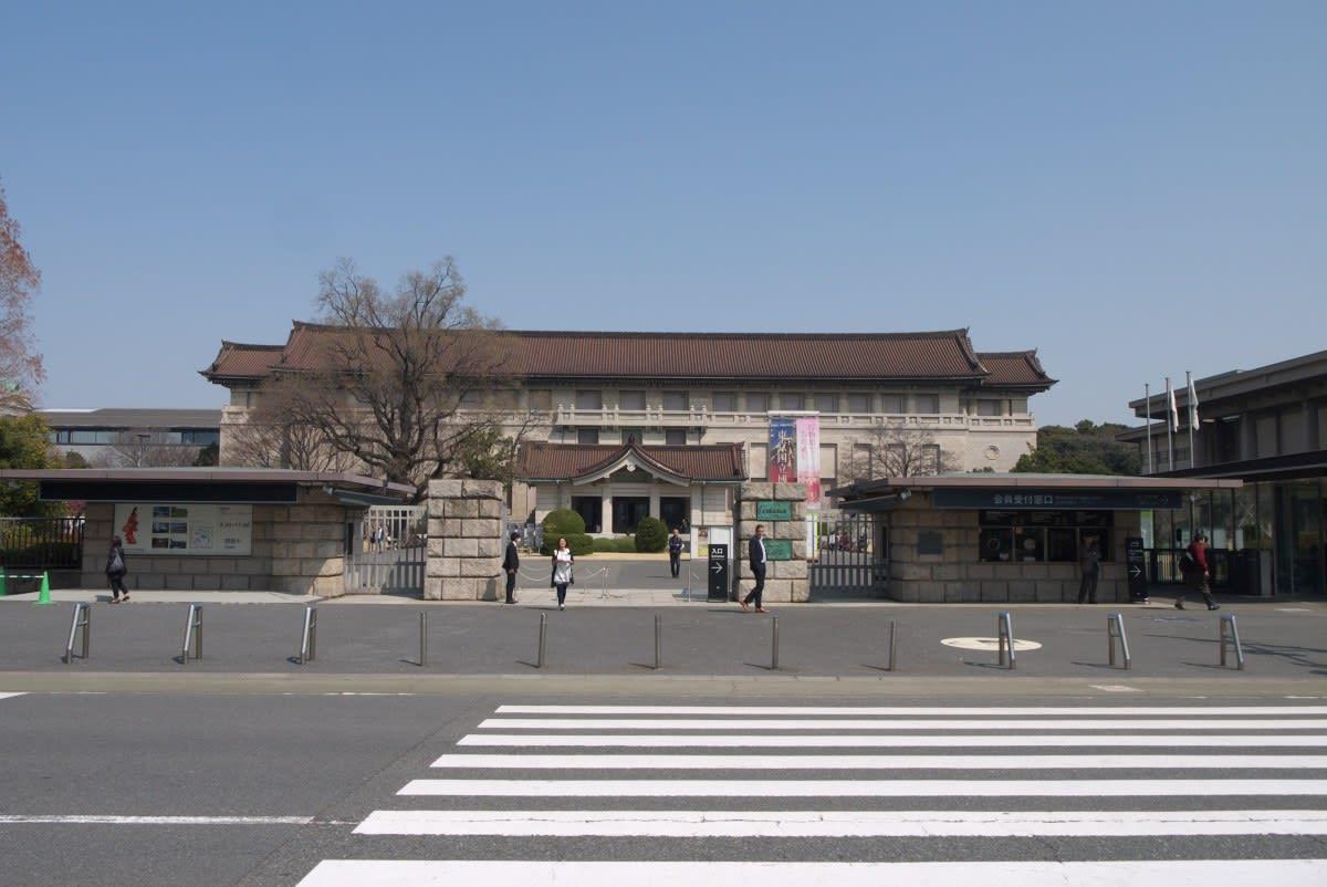 国立 博物館 上野