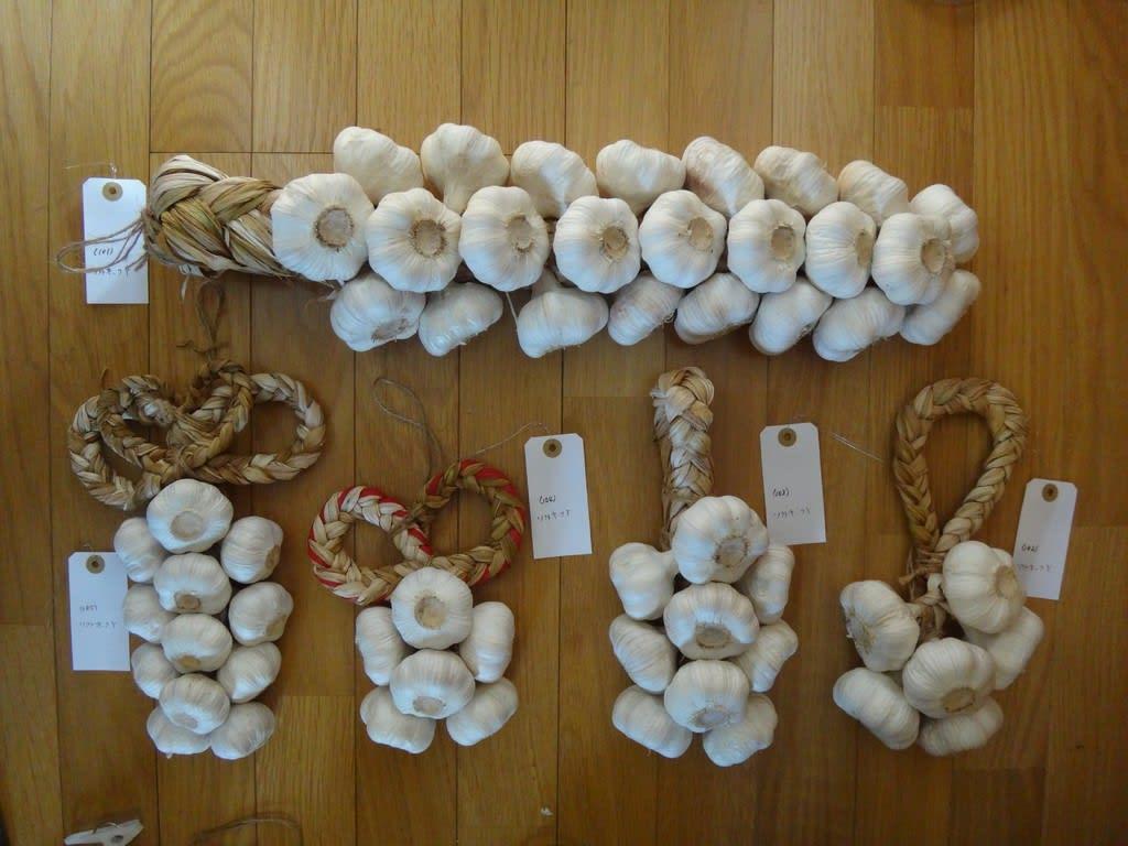 garlic-braids