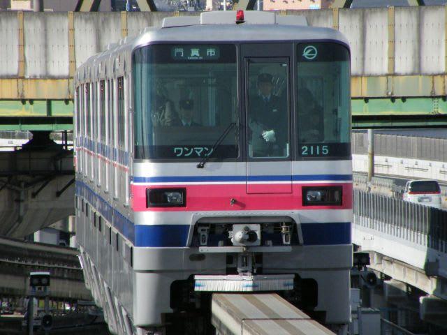 大阪モノレール2000系