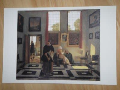 フェルメール 《地理学者》 と オランダ・フランドル絵画展(Bunkamura ...