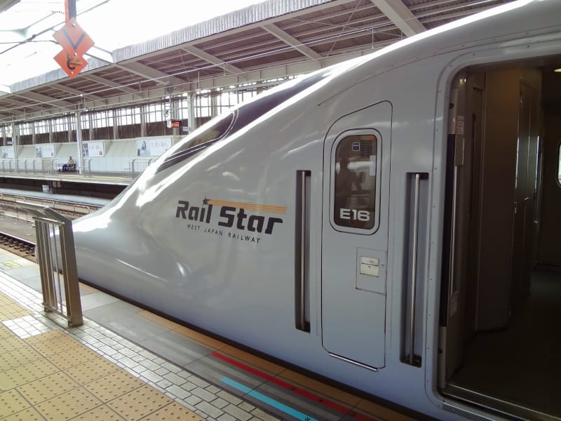 新幹線700系7000番台「レールスター」
