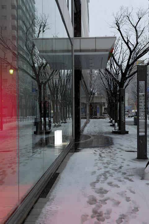 散歩 ◆新潟市のあたり