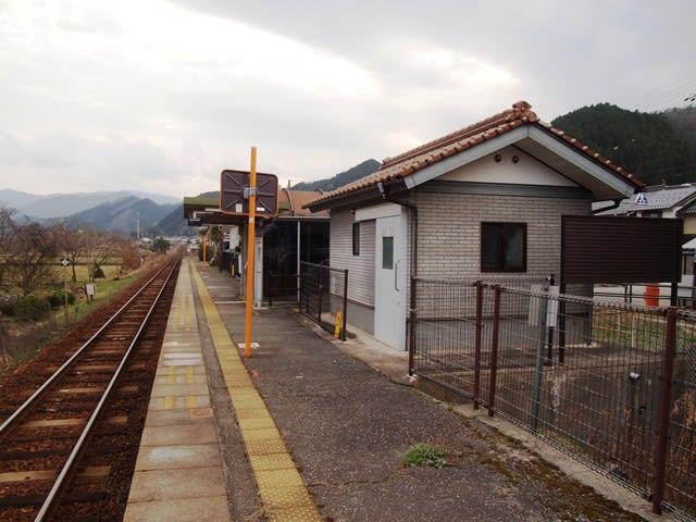 青倉駅(JR西日本)播但線 - 観...