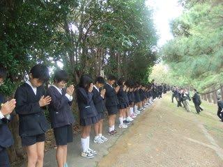 津浪祭 - 広小学校