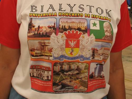 ビャウィストクでの弟94回エスペラント世界大会