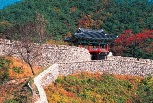 韓国旅行、潭陽郡