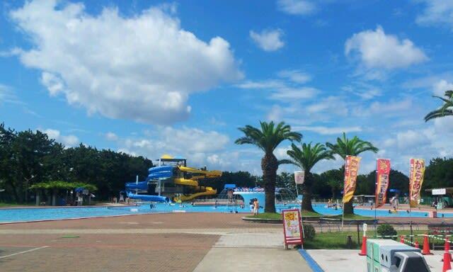 浜寺 公園 プール